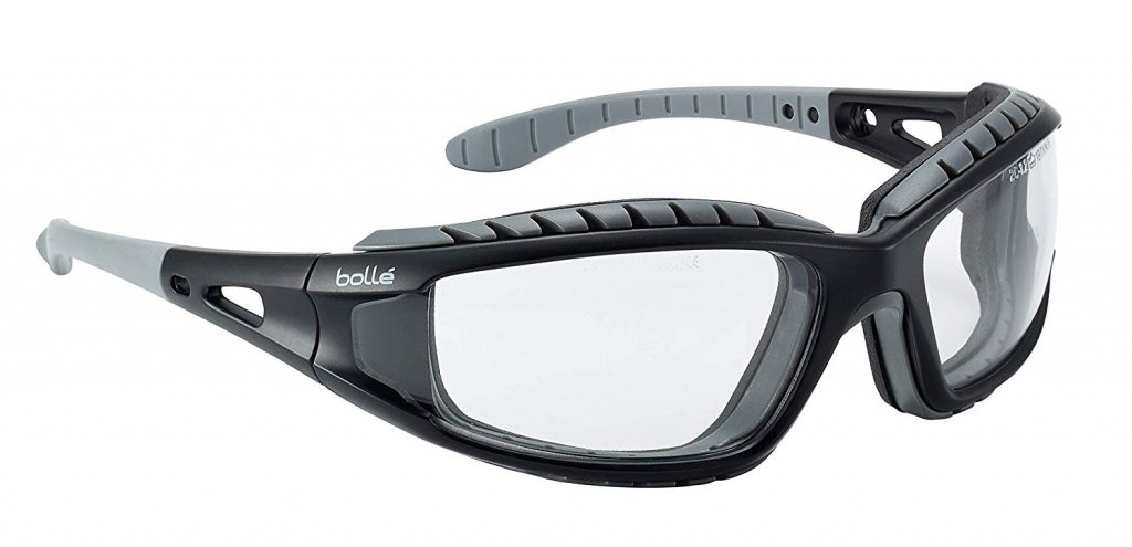 Bollé Tracker II Safety Goggles