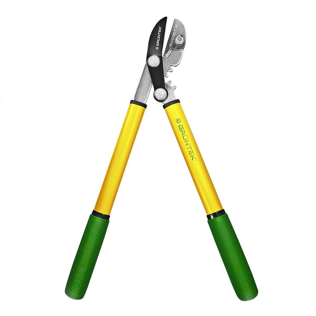 GRÜNTEK Anvil Pruning Loppers