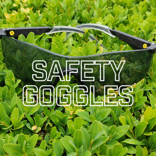 Recommended Safety Goggles | TrimHedge